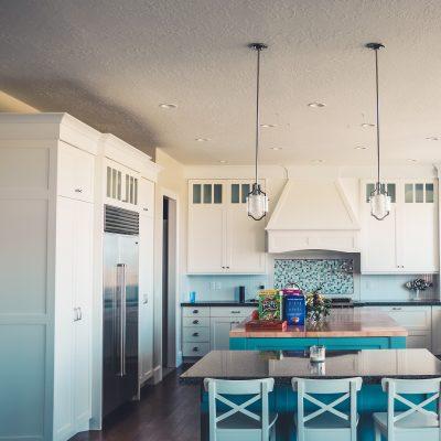 Cuisine avec îlot central, le must pour une cuisine moderne!