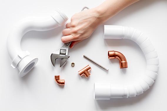 Détartrage de la plomberie pour éviter le dysfonctionnement de l'installation